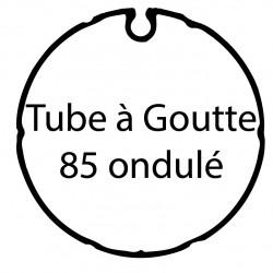 Bague adaptation moteur Nice Era L Tube à goutte 85 ondulé
