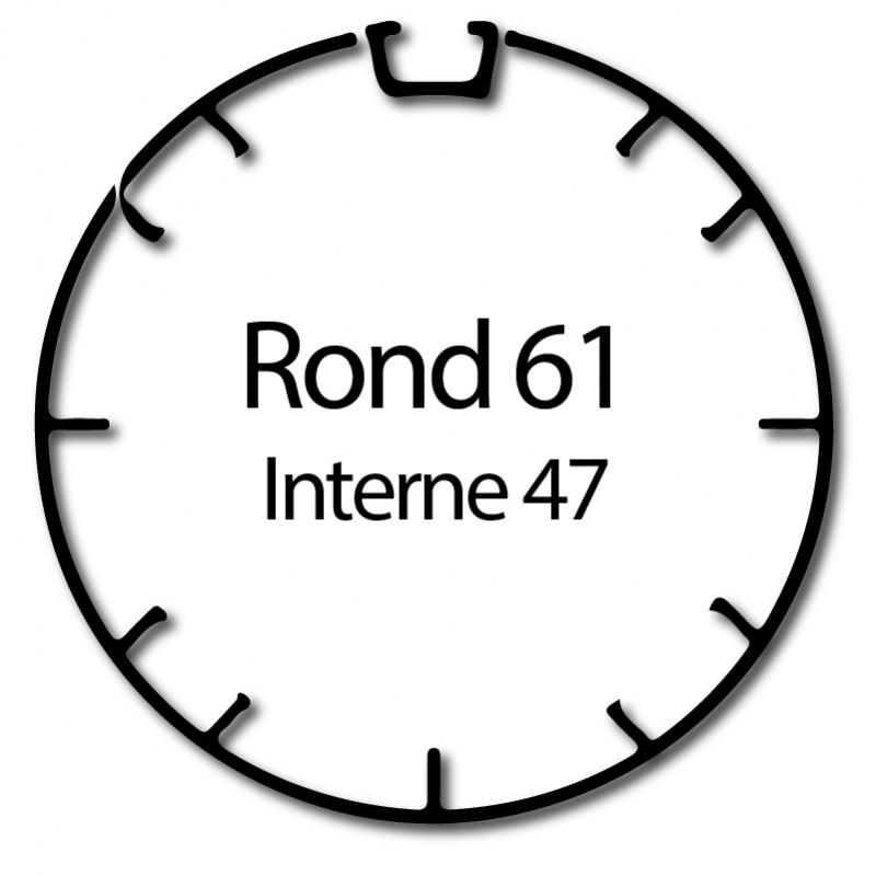 Bague adaptation moteur Nice Era M Rond interne 47