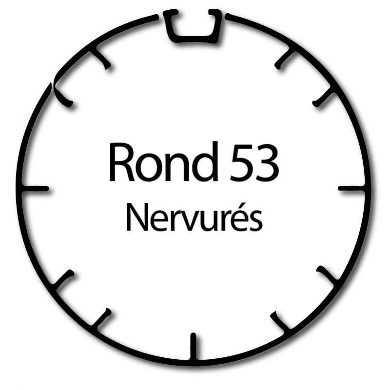 Bague adaptation moteur Nice Neo S - Era S - Rond 53 nervures