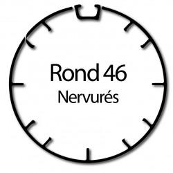 Bague adaptation moteur Nice Neo S - Era S - Rond 46 nervures
