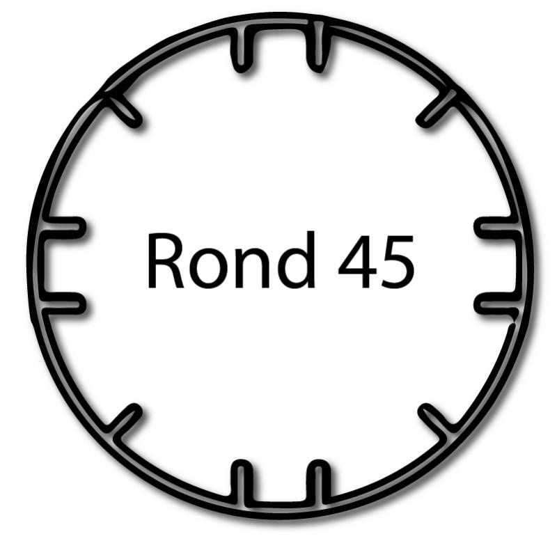 Bague adaptation moteur Nice Neo S - Era S - Rond 45x4