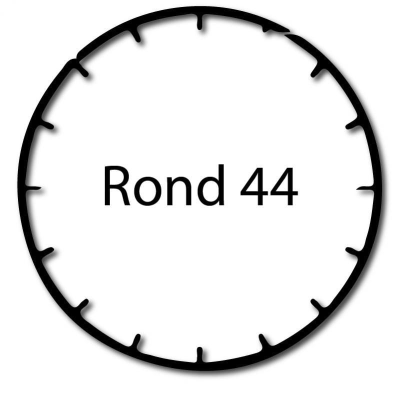 Bague adaptation moteur Nice Neo S - Era S - Rond 44x3,5