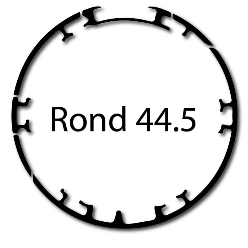 Bague adaptation moteur Nice Neo S - Era S - Rond 44,5x1,5