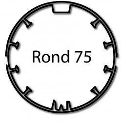 Bagues moteur volet roulant Cherubini - Rond 75