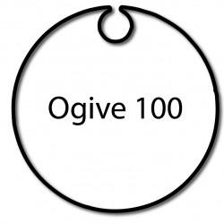 Bagues moteur volet roulant Cherubini - Ogive 100