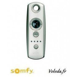 Telecommande Somfy Telis 4 variation Rts blanc