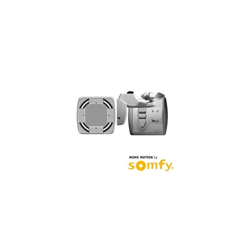 Kit Somfy Soliris Uno filaire vent/soleil - Store