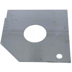 contreplaque aluminium volet roulant 250 mm