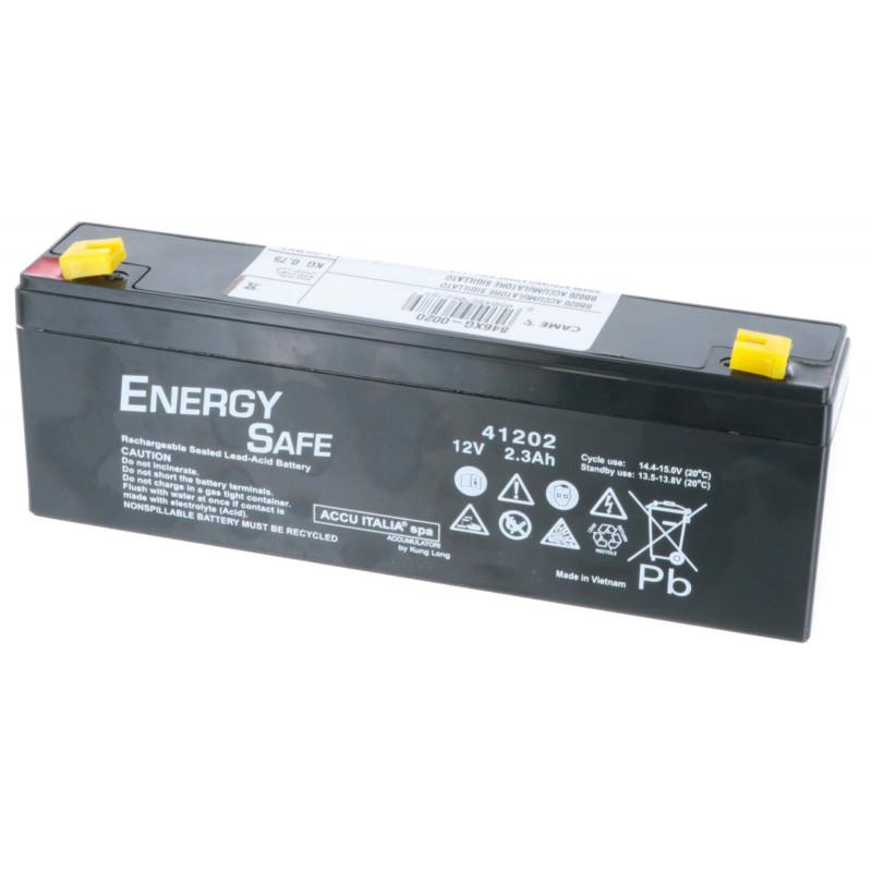 Batterie 12V 2A Came 846XG-0020