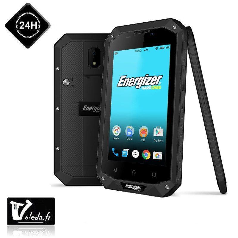 Smartphone durci Energizer Energy 400 LTE