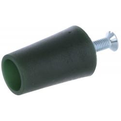 Butée volet roulant conique vert 40 mm