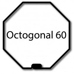 Bagues moteur volet roulant Elero Type 9 - octogonal 60