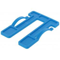 Cale fourchettes menuiserie 60 mm épaisseur 3 mm