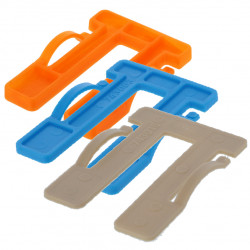 Assortiment cales fourchettes menuiserie 60 mm