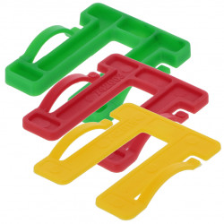 Assortiment cales fourchettes menuiserie 50 mm