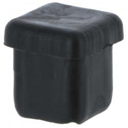 Embout plastique pour tube carré 16 mm