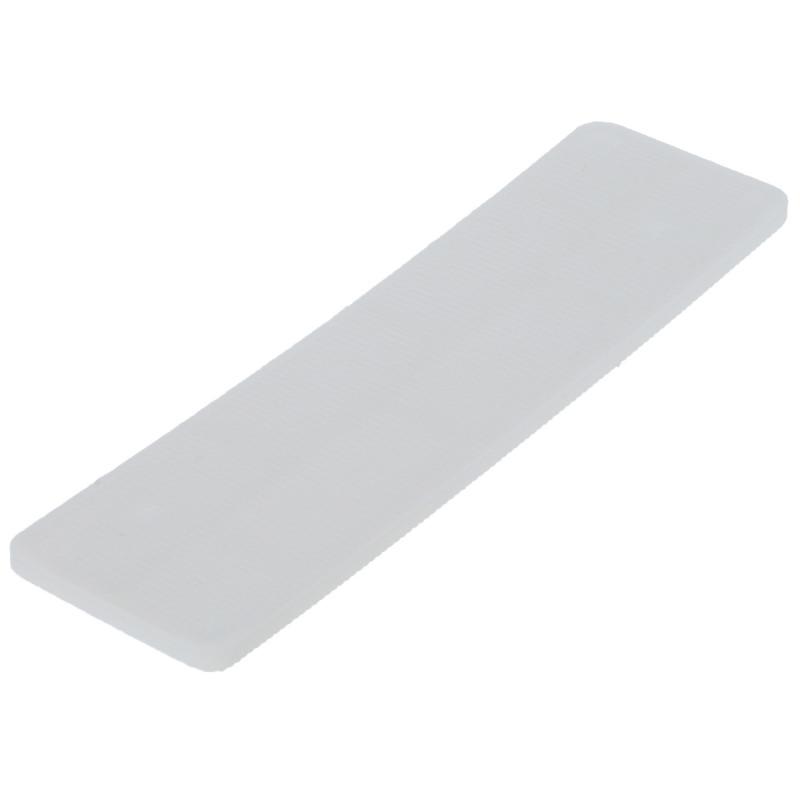 Cales vitrages largeur 28 mm épaisseur 3 mm