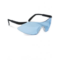 Lunette de protection oculaire bleu Singer - EVA86ABB