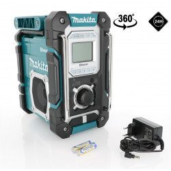 Radio de chantier Makita 18 V Li-Ion - Makita DMR108