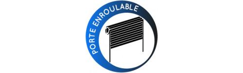 Moteur Porte de Garage Enroulable