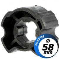 Bague adaptation moteur store Gaposa XQ60