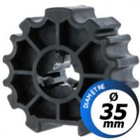 Bagues moteur volet roulant Cherubini 35 mm