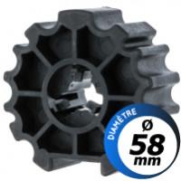 Bagues moteur volet roulant Cherubini 58 mm