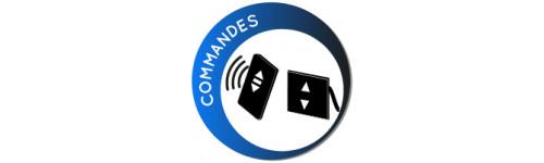 Telecommande, commande, automatisme, domotique