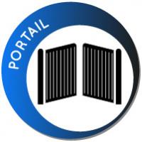 Motorisation portail battant