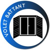 Motorisation volet Battant