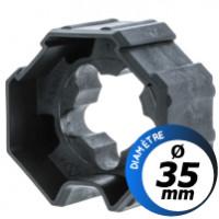 Bague d'adaptation moteur Somfy LS40 - Altus 40
