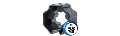 Bague d'adaptation moteur Somfy LT60