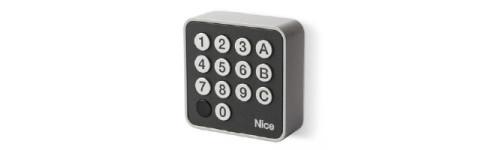 Digicode Nice et Lecteur Nice