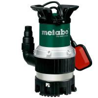 Pompe d'évacuation Metabo