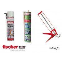 Mousses et mastics Fischer