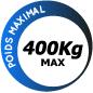 Moteur Nice Robuskit 400 RB400BDKCE-CDS