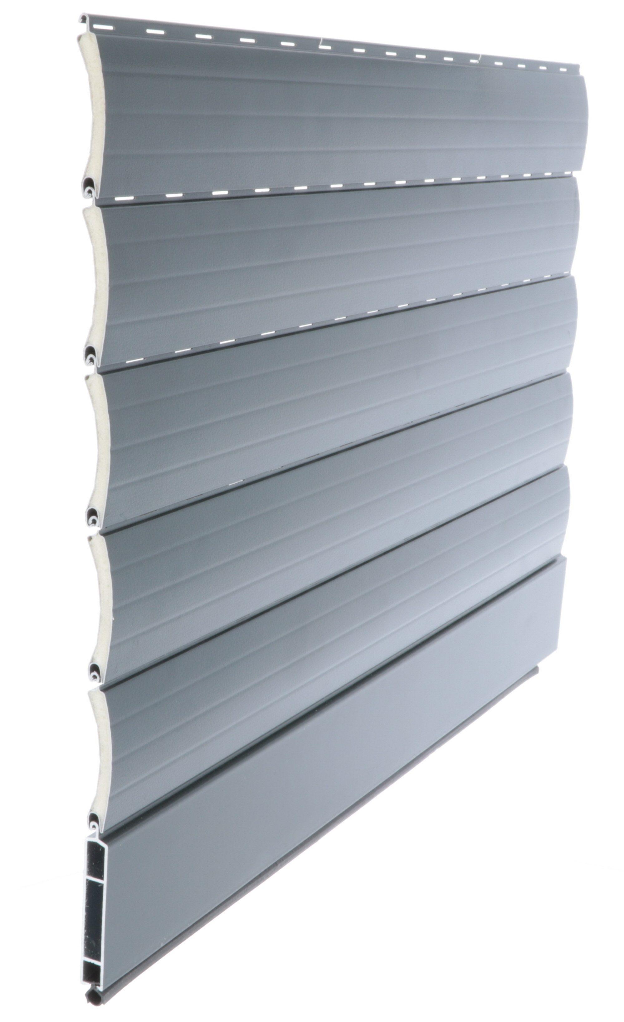 tablier volet roulant aluminium